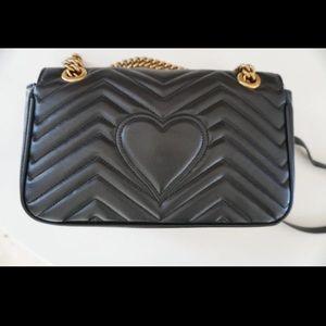 Brand new Gucci marmont shoulder bag medium